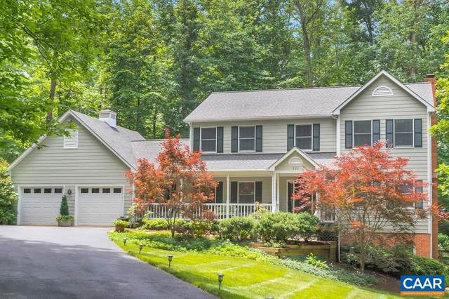 520 Village Woods Ln, Earlysville, VA 22936 (MLS #618697) :: Real Estate III