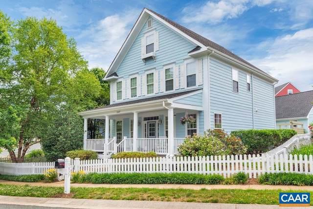 1827 Clay Dr, Crozet, VA 22932 (MLS #618703) :: Real Estate III