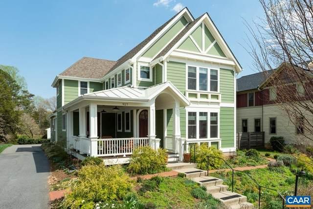 927 Lochlyn Hill Ln, CHARLOTTESVILLE, VA 22901 (MLS #618704) :: Real Estate III
