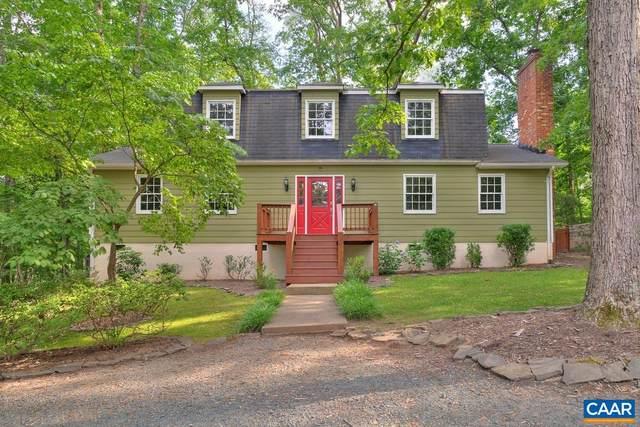 650 Jefferson Dr, Palmyra, VA 22963 (MLS #618726) :: Jamie White Real Estate