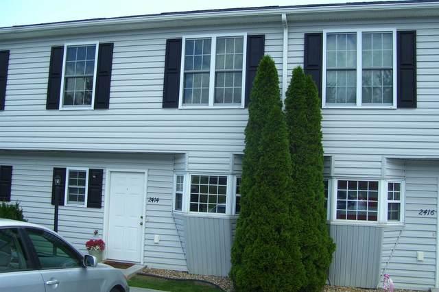 2414 Millwood Loop #15, HARRISONBURG, VA 22801 (MLS #618772) :: Real Estate III