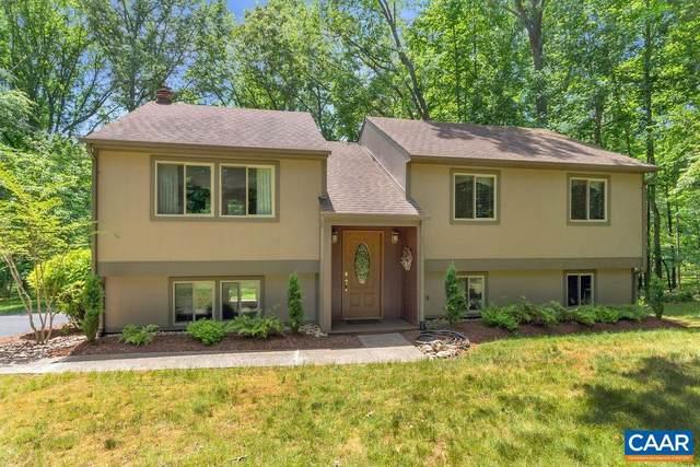 304 Crestfield Ct, CHARLOTTESVILLE, VA 22911 (MLS #618803) :: Jamie White Real Estate