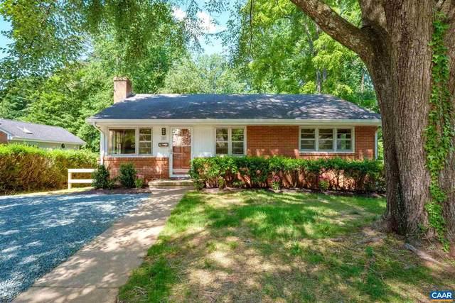 311 Monte Vista Ave, CHARLOTTESVILLE, VA 22903 (MLS #618859) :: Kline & Co. Real Estate