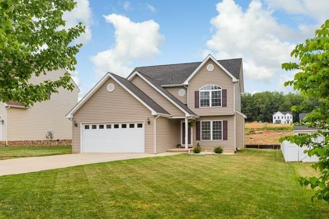 136 Forever Ct, WAYNESBORO, VA 22980 (MLS #618888) :: Real Estate III