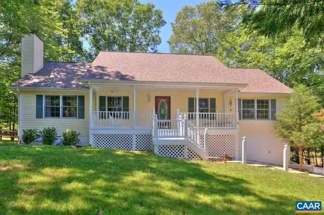 14 S Bearwood Dr, Palmyra, VA 22963 (MLS #618899) :: Jamie White Real Estate