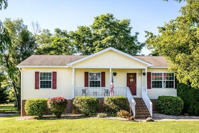 9362 Foxtail Pl, Mcgaheysville, VA 22840 (MLS #618918) :: Real Estate III