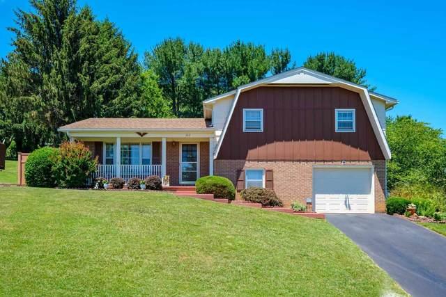 322 Ann St, STAUNTON, VA 24401 (MLS #618926) :: KK Homes