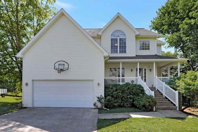 1669 Briarcrest Dr, ROCKINGHAM, VA 22801 (MLS #618927) :: Real Estate III