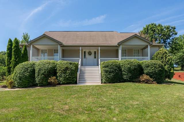 23 Lost Pond Ct, Fishersville, VA 22939 (MLS #618934) :: KK Homes