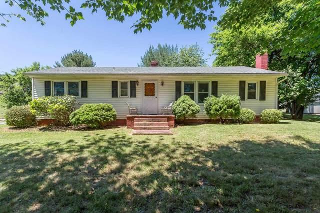 3952 Spotswood Trl, Penn Laird, VA 22846 (MLS #618946) :: Real Estate III