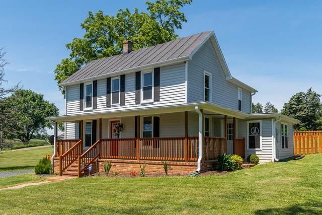 8271 North Valley Pike, ROCKINGHAM, VA 22802 (MLS #618956) :: Real Estate III