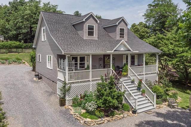 440 Lime Kiln Rd, LEXINGTON, VA 24450 (MLS #618970) :: KK Homes
