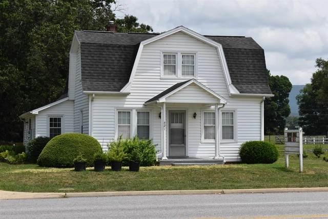 421 East Side Hwy, WAYNESBORO, VA 22980 (MLS #618988) :: KK Homes