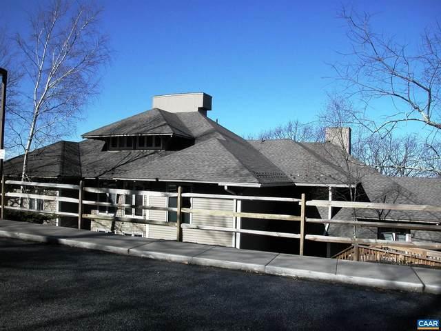 2069 Stone Ridge Condos, WINTERGREEN, VA 22967 (MLS #618999) :: Jamie White Real Estate