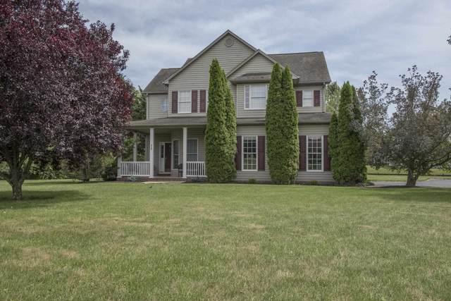 536 Wyndham Hill Dr, Fishersville, VA 22939 (MLS #619004) :: KK Homes