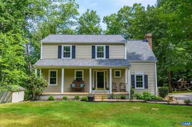 1849 Lonicera Way, CHARLOTTESVILLE, VA 22911 (MLS #619006) :: Jamie White Real Estate