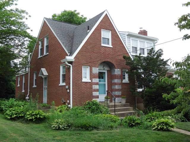 218 Hendren Ave, STAUNTON, VA 24401 (MLS #619039) :: Jamie White Real Estate