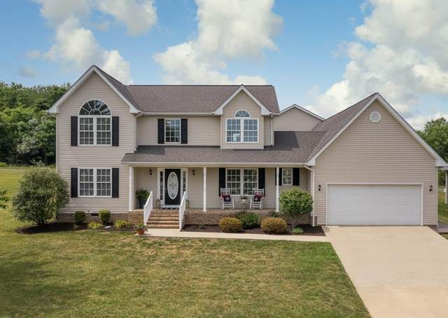 75 Lockheed Blvd, WAYNESBORO, VA 22980 (MLS #619053) :: KK Homes