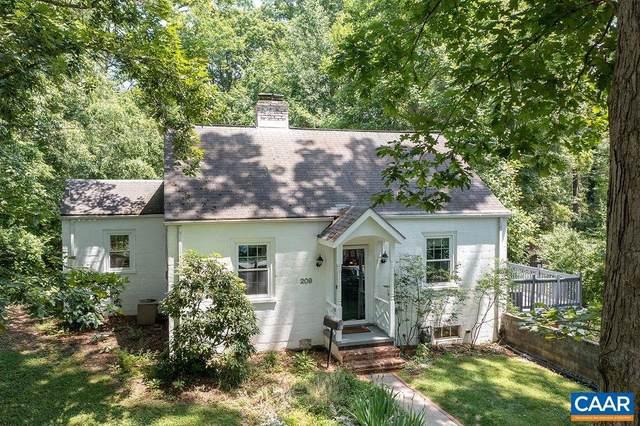 209 Cleveland Ave, CHARLOTTESVILLE, VA 22903 (MLS #619064) :: Jamie White Real Estate