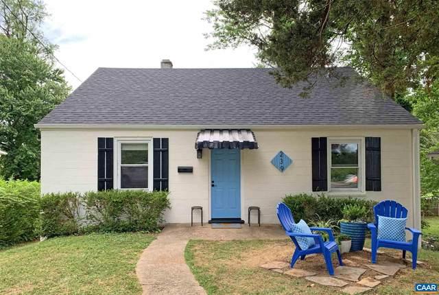 239 Shamrock Rd, CHARLOTTESVILLE, VA 22903 (MLS #619065) :: KK Homes