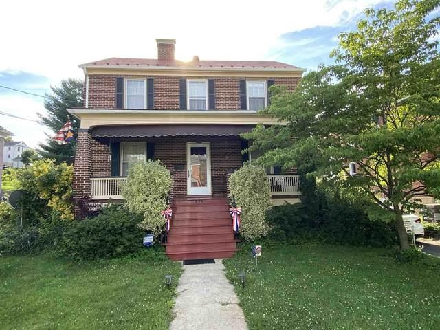 920 Springhill Rd, STAUNTON, VA 24401 (MLS #619068) :: KK Homes