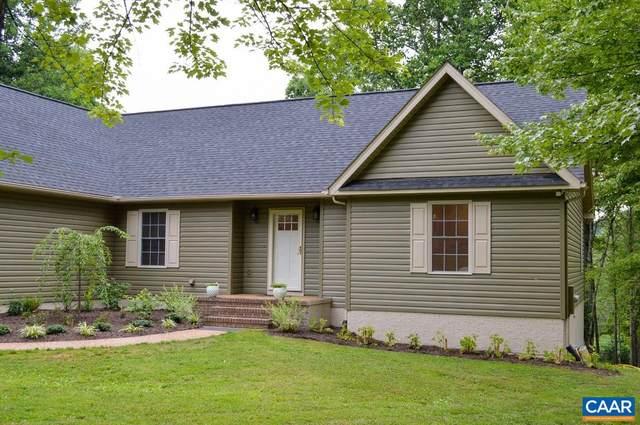 275 Blue Ridge Rd, RUCKERSVILLE, VA 22968 (MLS #619089) :: Jamie White Real Estate