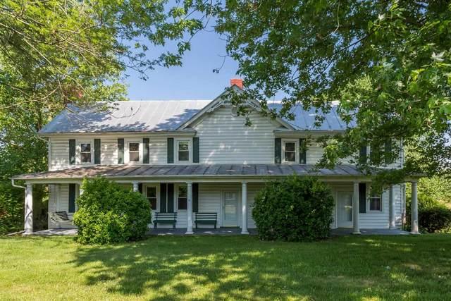 572 Battlefield Rd, NEW HOPE, VA 24469 (MLS #619107) :: Jamie White Real Estate