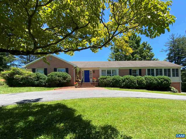 195 Red Hill Rd, ORANGE, VA 22960 (MLS #619111) :: Real Estate III