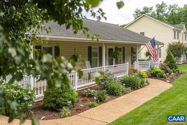 186 Valley View Ave, Mount Sidney, VA 24467 (MLS #619116) :: Jamie White Real Estate