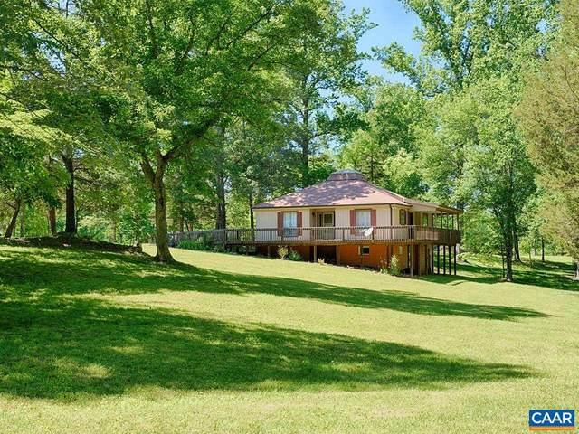 1063 Firehouse Rd, LOUISA, VA 23093 (MLS #619129) :: Jamie White Real Estate