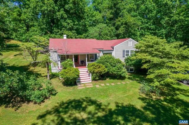 973 Taylors Gap Rd, CHARLOTTESVILLE, VA 22903 (MLS #619143) :: Jamie White Real Estate