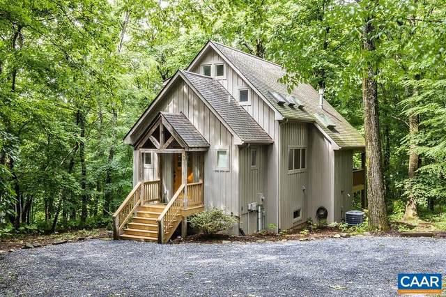 455 Deer Springs Ln, Wintergreen Resort, VA 22958 (MLS #619150) :: Jamie White Real Estate
