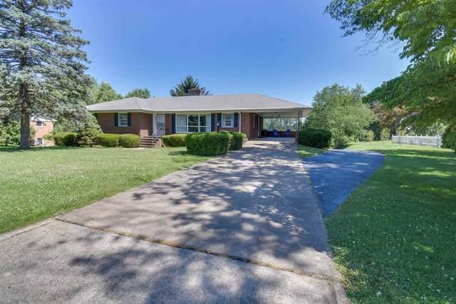 402 Rainbow Dr, STAUNTON, VA 24401 (MLS #619152) :: Jamie White Real Estate
