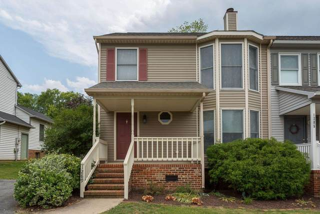 1289 Goldfinch Dr, HARRISONBURG, VA 22801 (MLS #619156) :: Jamie White Real Estate