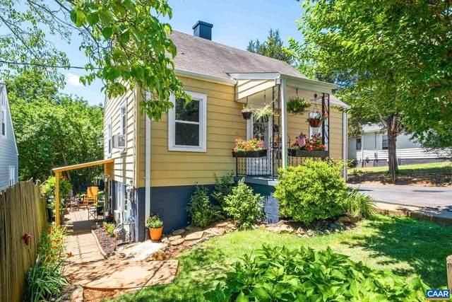 1104 Altavista Ave, CHARLOTTESVILLE, VA 22902 (MLS #619158) :: Jamie White Real Estate