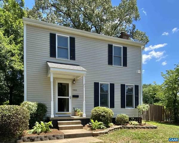 1406 Westwood Rd, CHARLOTTESVILLE, VA 22903 (MLS #619167) :: Jamie White Real Estate