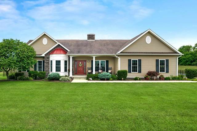 651 W North St, WOODSTOCK, VA 22664 (MLS #619182) :: Jamie White Real Estate