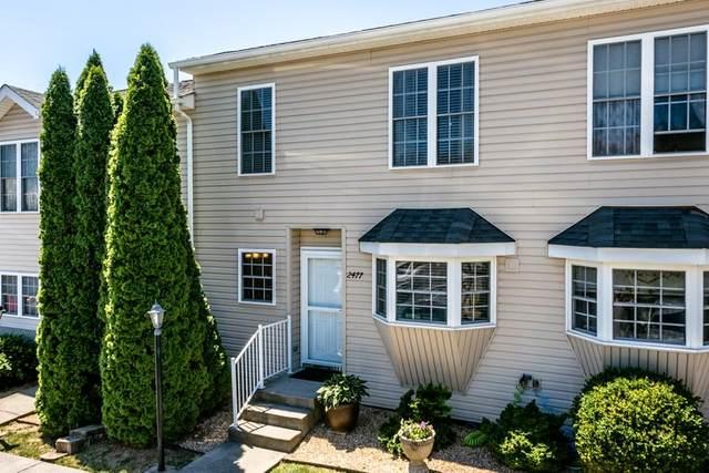 2477 Mosby Ct, HARRISONBURG, VA 22801 (MLS #619187) :: Jamie White Real Estate