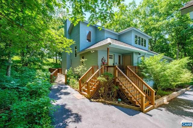 278 East Catoctin Dr, Wintergreen Resort, VA 22967 (MLS #619221) :: Jamie White Real Estate
