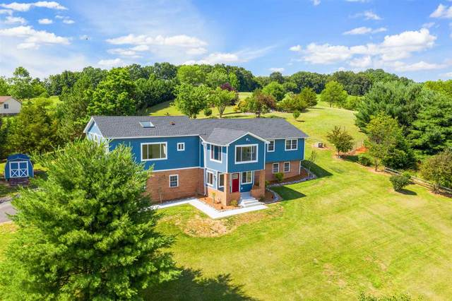 129 Lakeshore Ln, Fishersville, VA 22939 (MLS #619259) :: KK Homes