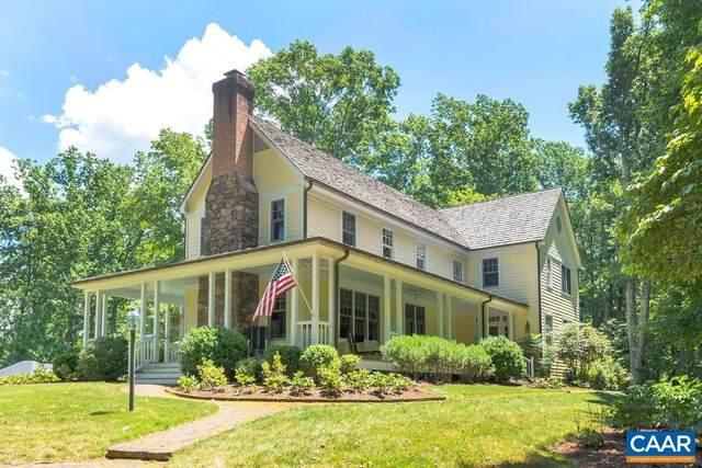 245 Blue Springs Ln, CHARLOTTESVILLE, VA 22903 (MLS #619395) :: Jamie White Real Estate