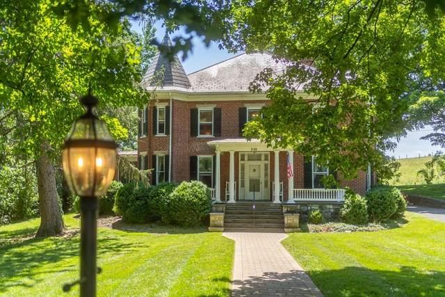 298 Vinegar Hill Rd, Churchville, VA 24421 (MLS #619454) :: KK Homes