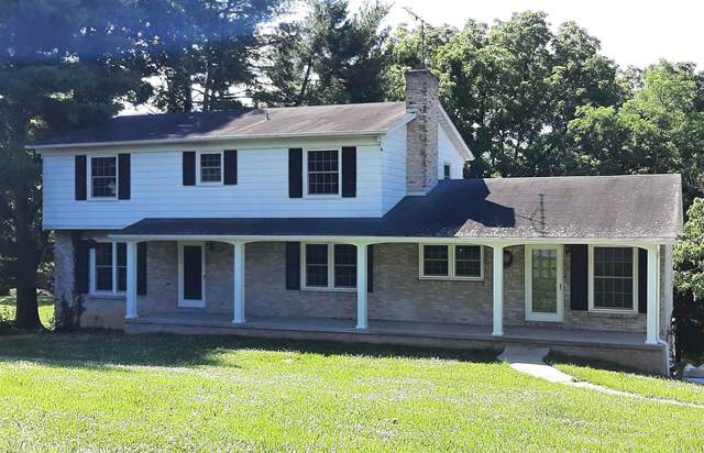 1033 Ridgemont Dr, STAUNTON, VA 24401 (MLS #619463) :: Jamie White Real Estate
