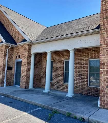 411 S Main St, BROADWAY, VA 22815 (MLS #619475) :: KK Homes