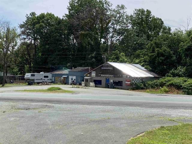 9049 Rockfish Gap Tpke, AFTON, VA 22920 (MLS #619542) :: Kline & Co. Real Estate