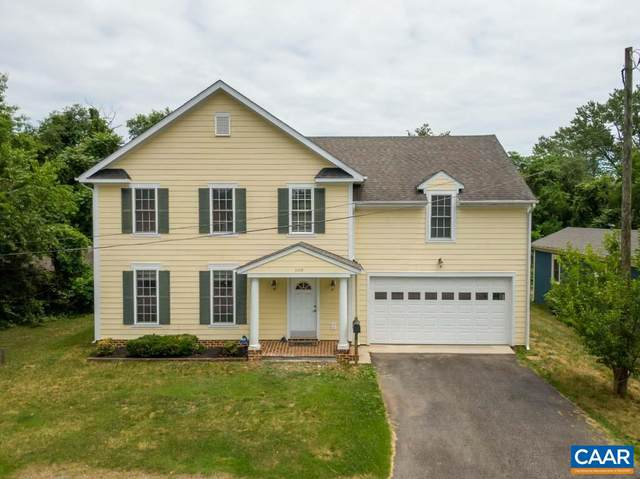 108 Montpelier St, CHARLOTTESVILLE, VA 22903 (MLS #619543) :: Jamie White Real Estate