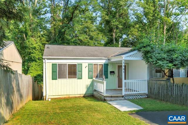 1505 Rosa Ter, CHARLOTTESVILLE, VA 22902 (MLS #619562) :: Jamie White Real Estate