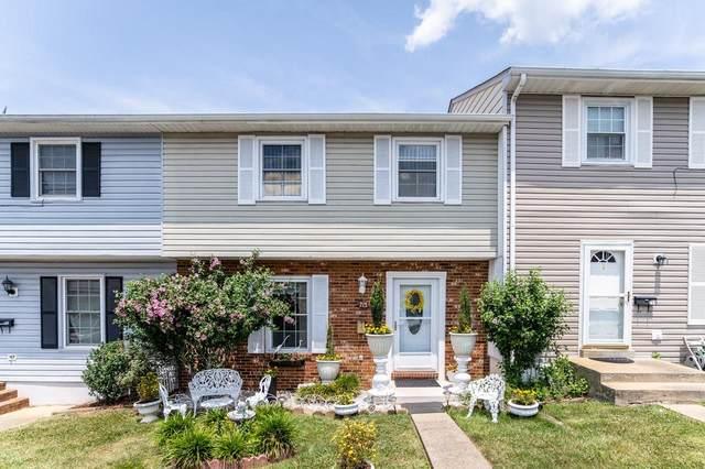 713 Northfield Ct, HARRISONBURG, VA 22802 (MLS #619652) :: Jamie White Real Estate