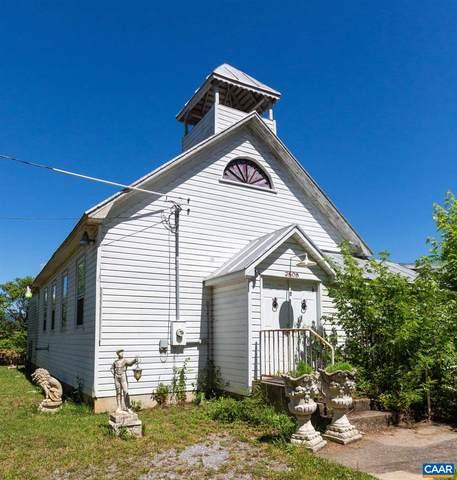 2505 Blose Rd, ELKTON, VA 20036 (MLS #619714) :: Jamie White Real Estate