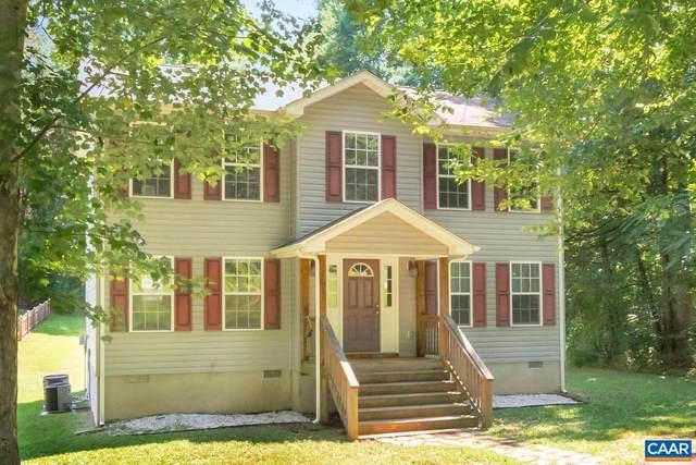 116 Redbud Dr, LOUISA, VA 23093 (MLS #619720) :: Kline & Co. Real Estate